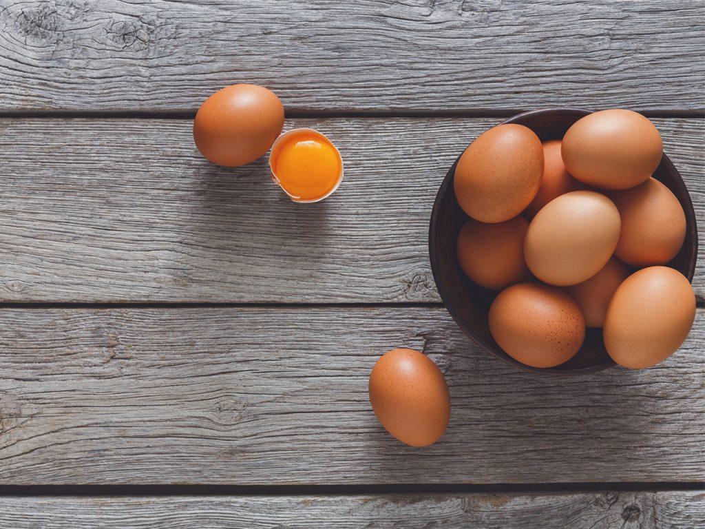 Yumurta allergiyasi